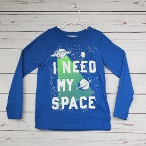 Oshkosh Space Longsleeve Tshirt